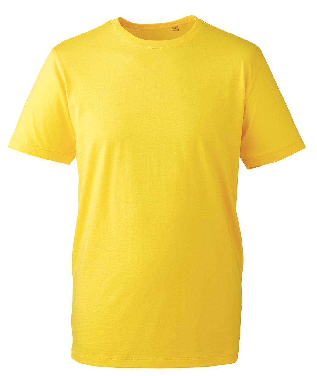 Anthem keltainen