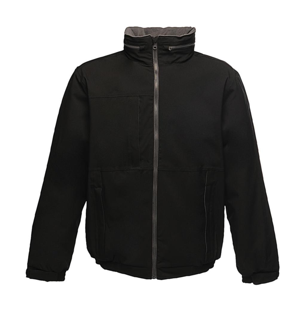 Joustava Dover Plus takki, musta