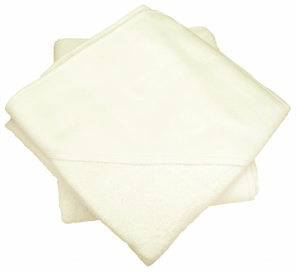 Vauvan pyyhe Ivory
