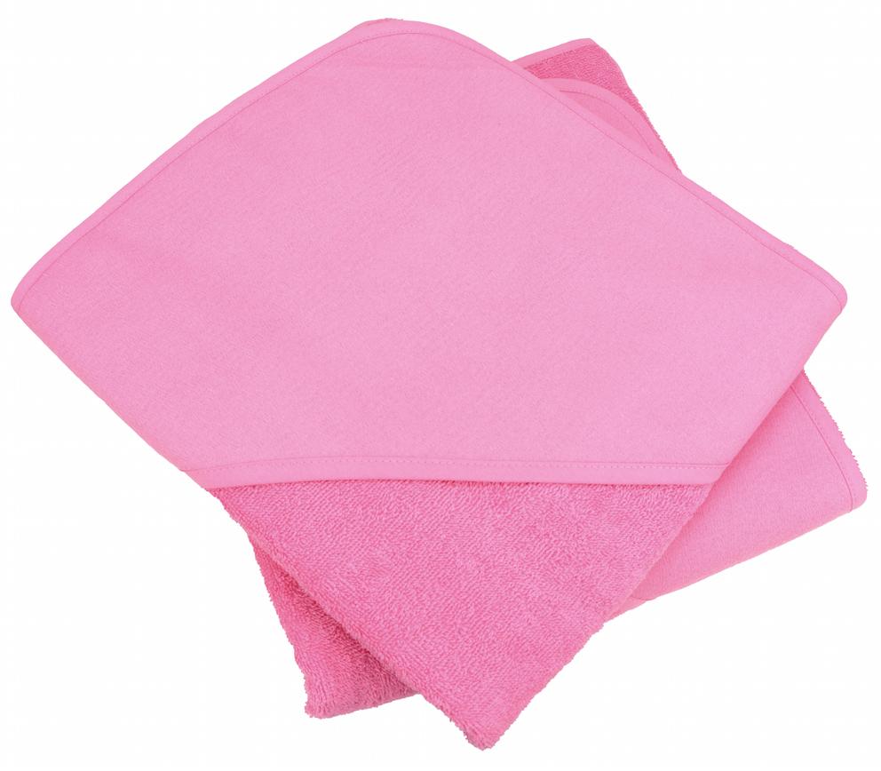 Vauvan pyyhe Pink