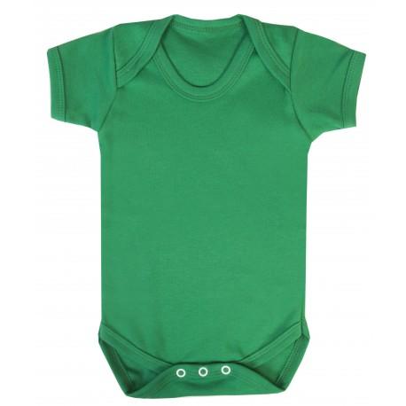 Vauvan body Tagless Irish Green