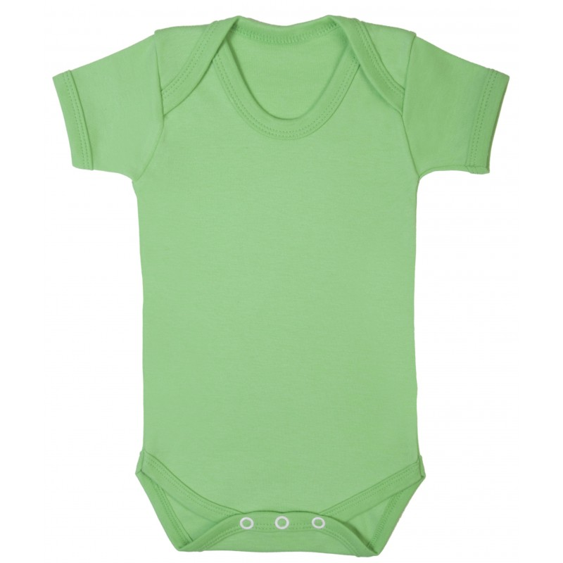 Vauvan body Tagless Lime
