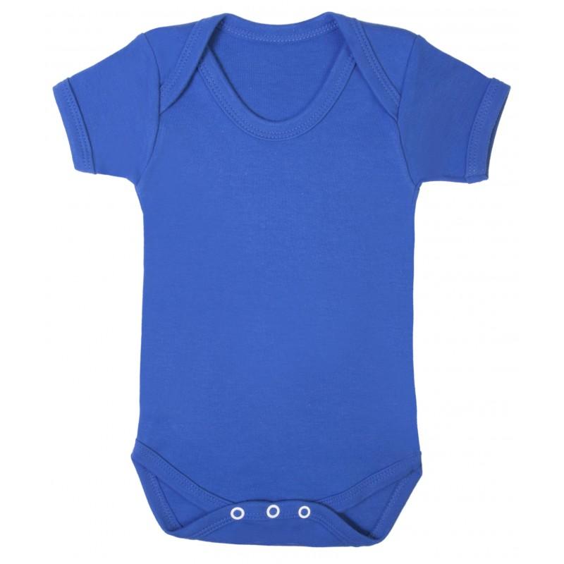 Vauvan body Tagless Royal