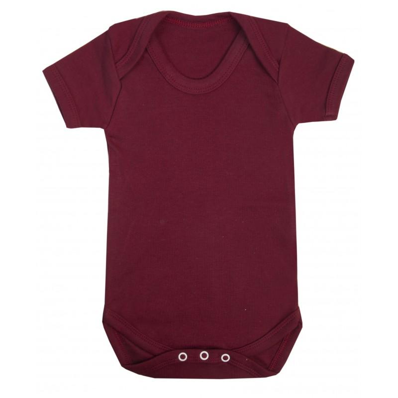 Vauvan body Tagless Viini