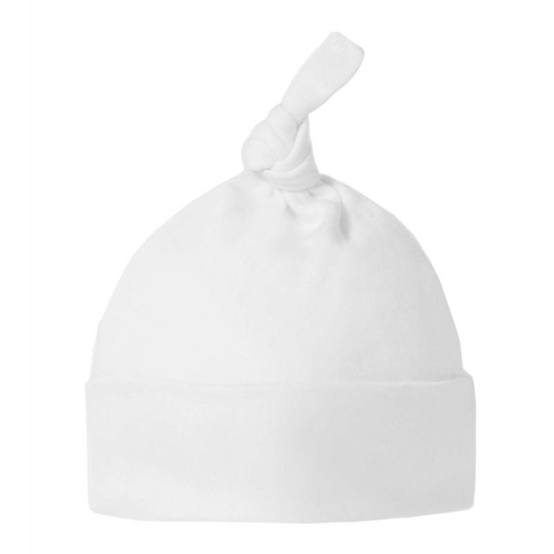 Vauvan pipo Solmu, Valkoinen