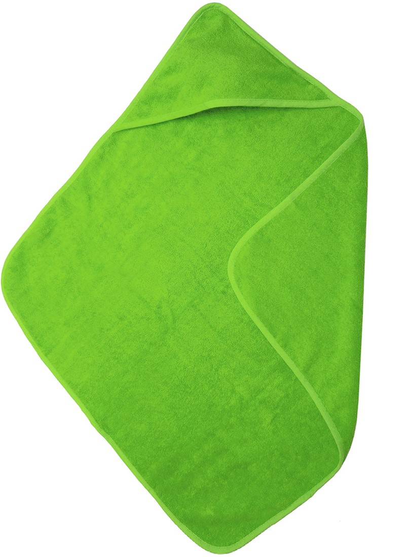 Vauvan huppupyyhe, Lime