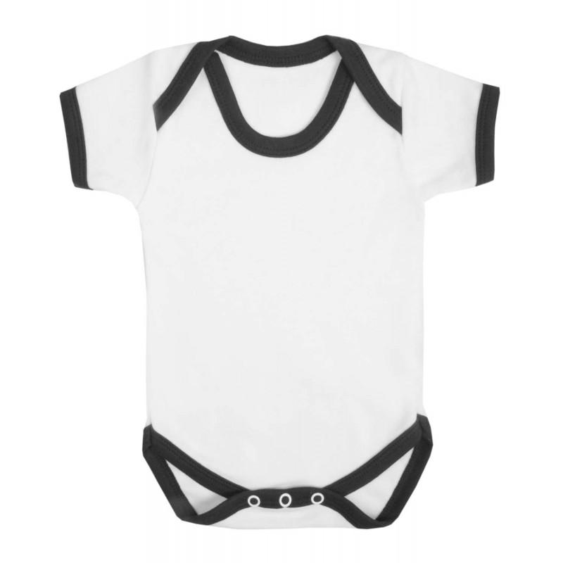 Vauvanbody Contrast, musta