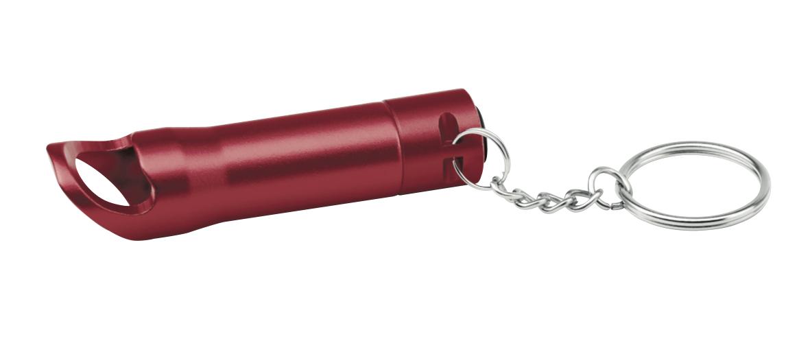 Avaimenperä Torch Opener Punainen