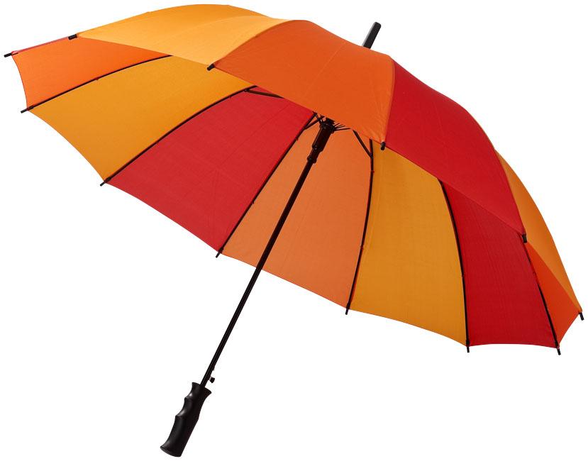 Sateenvarjo Trias puna-oranssi