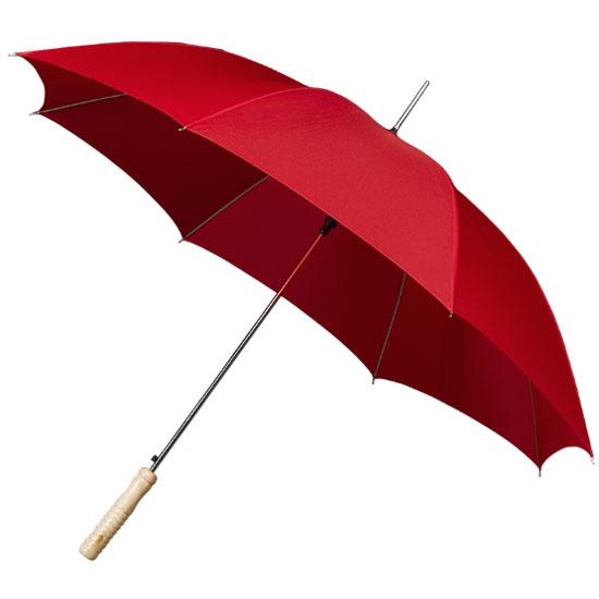 Golf sateenvarjot punainen