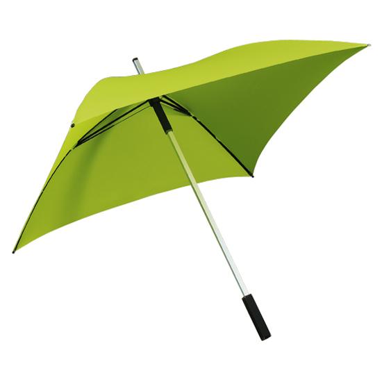 Neliönmuotoinen sateenvarjo Lime
