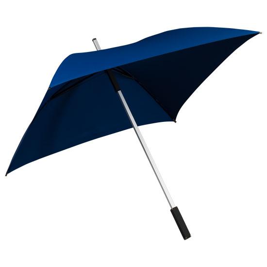 Neliönmuotoinen sateenvarjo Navy