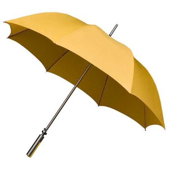 Golf sateenvarjot Keltainen
