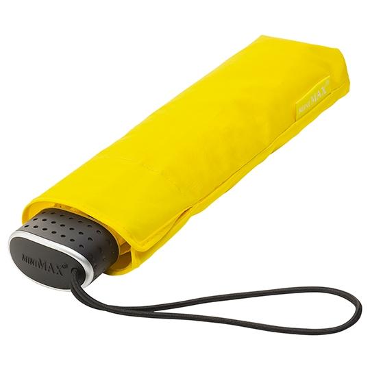 Litteä sateenvarjo 214 Keltainen