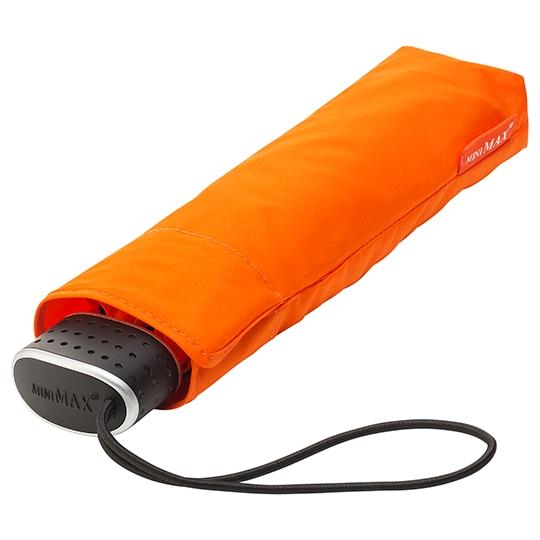 Litteä sateenvarjo 214 Oranssi