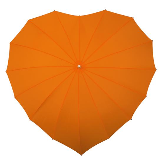 Sateenvarjot SYDÄN Oranssi