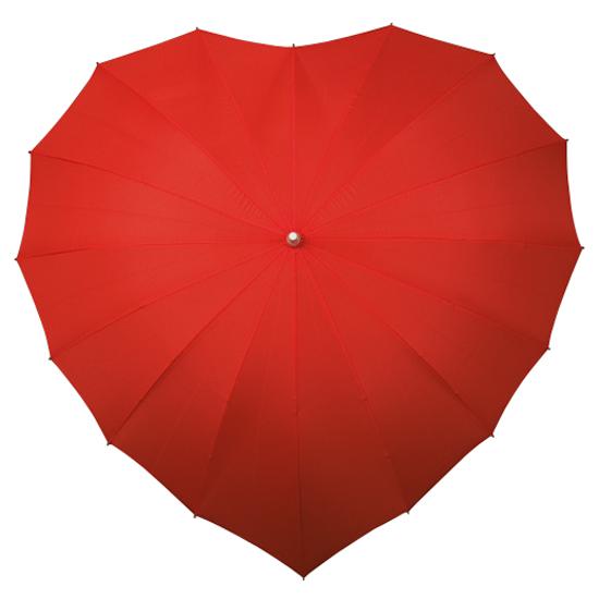 Sateenvarjot SYDÄN Red