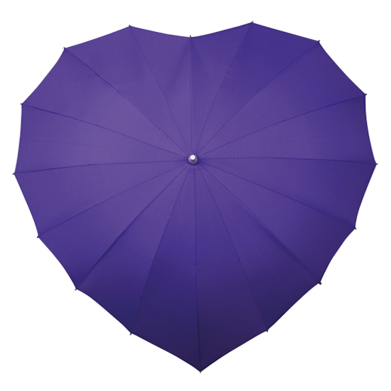 Sateenvarjot SYDÄN Lila