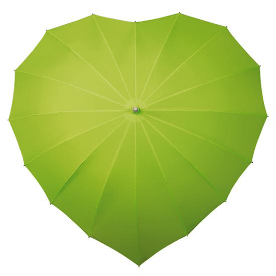 Sateenvarjot SYDÄN Lime