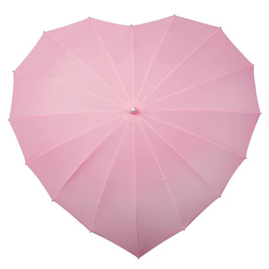 Sateenvarjot SYDÄN Vaaleanpunainen