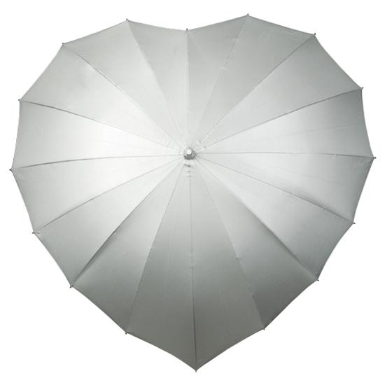 Sateenvarjot SYDÄN Hopea
