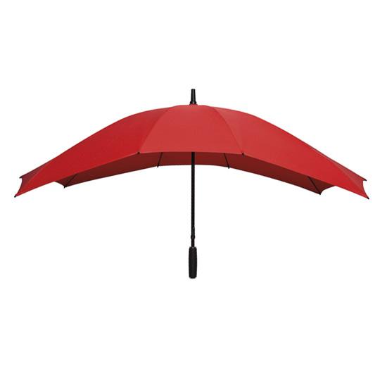 Twin tuulenkestävä sateenvarjo