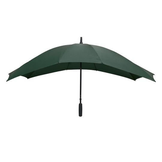 Twin sateenvarjo Vihreä