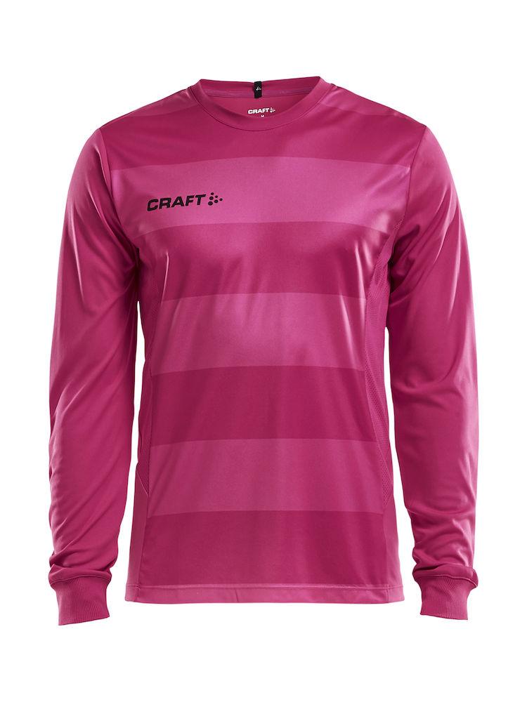 Craft GK LS Jersey Pink