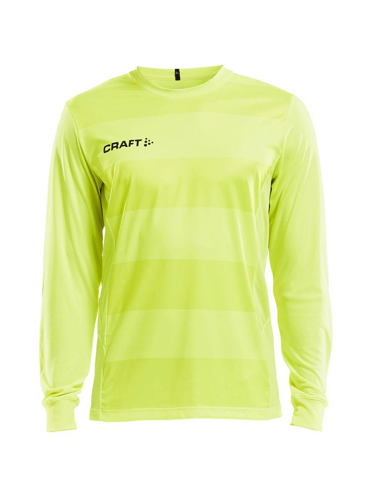 Craft GK LS Jersey Yellow