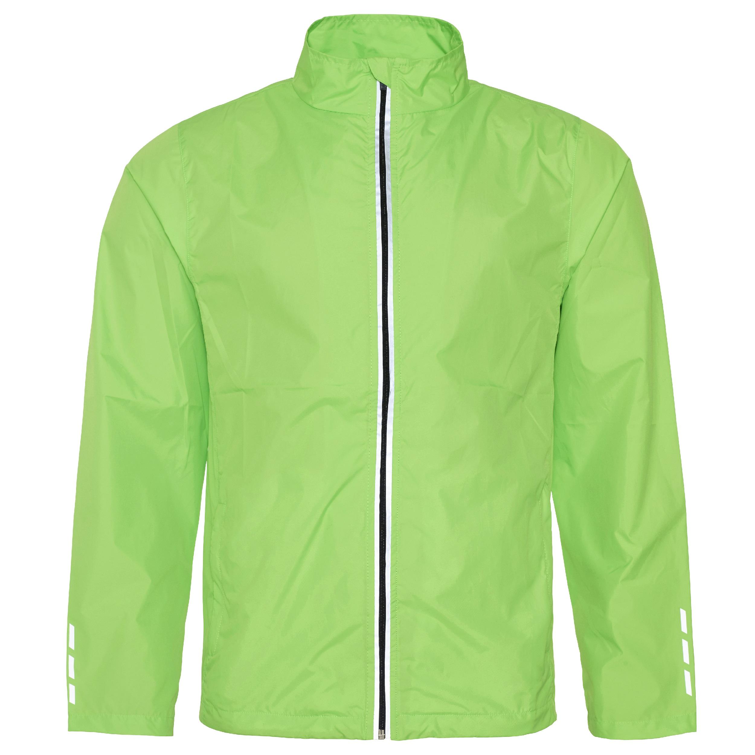 Juoksijan takki Cool, Electric Green