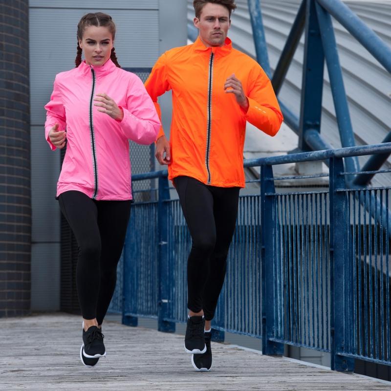 Juoksijan takki Cool