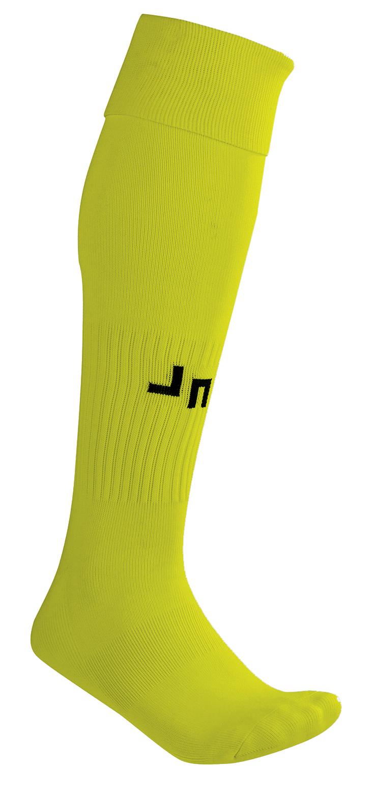 Jalkapallosukka Team, Acid Yellow