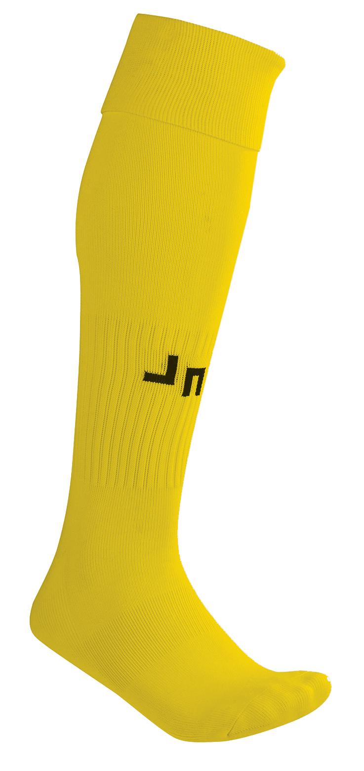 Jalkapallosukka Team, keltainen