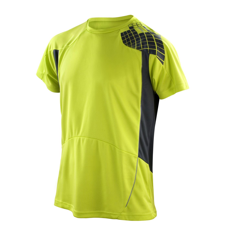 Urheilupaita Training, Lime-harmaa