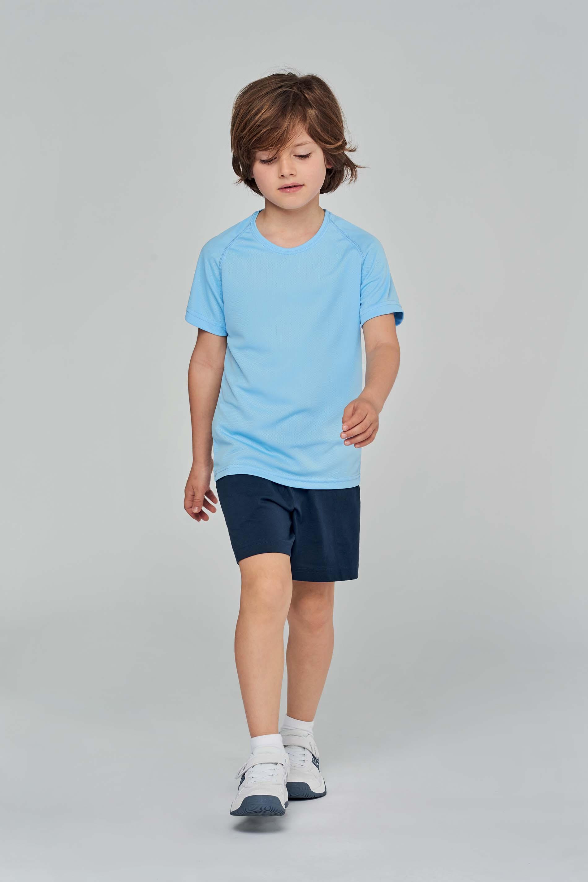 Lasten tekninen Proact T-paita PA445