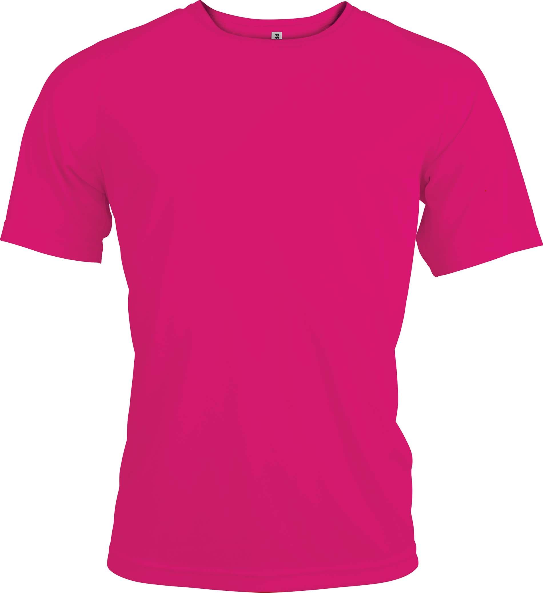 Proact T-paita PA438 Fuksia
