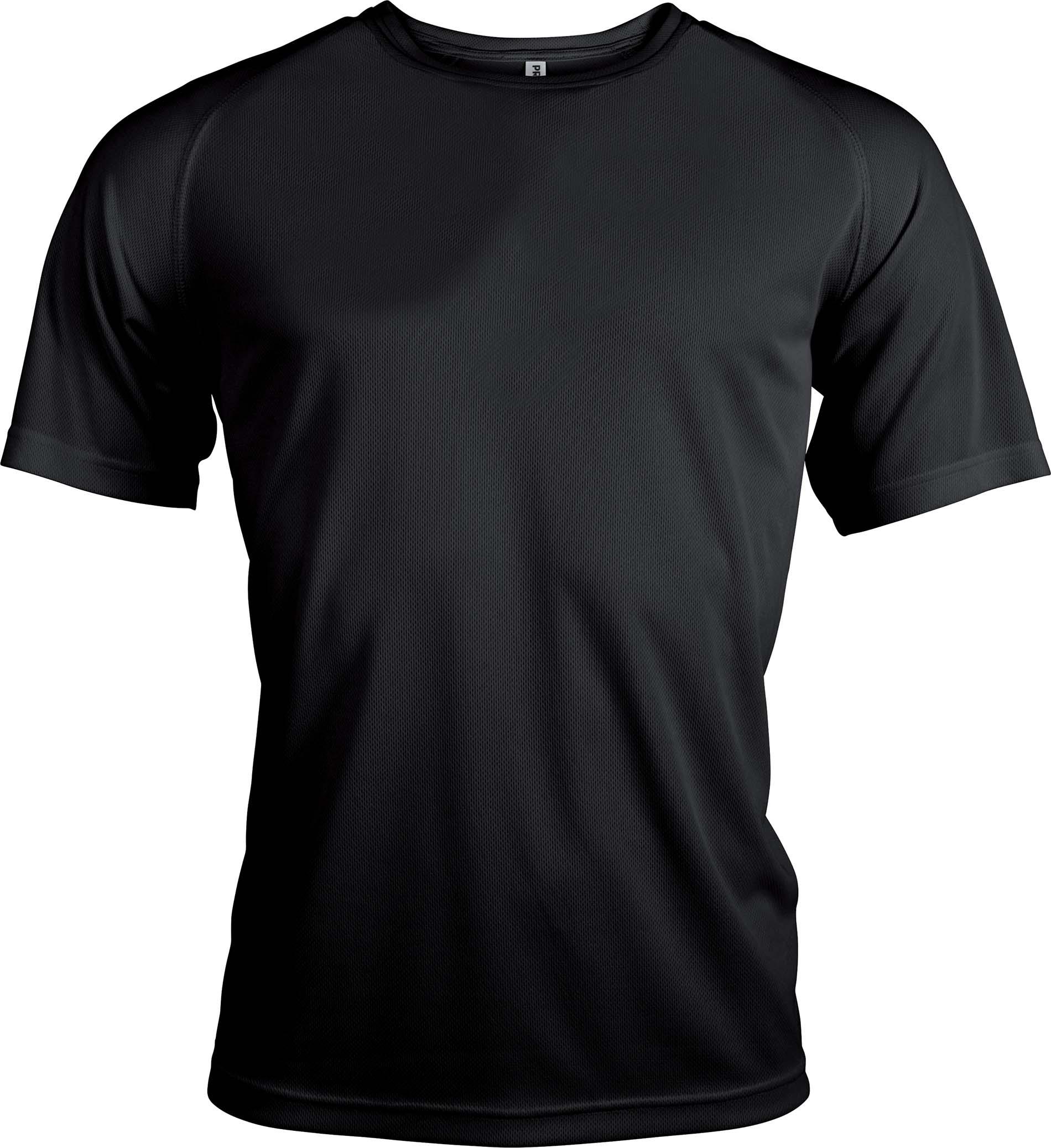 Proact T-paita PA438 Musta