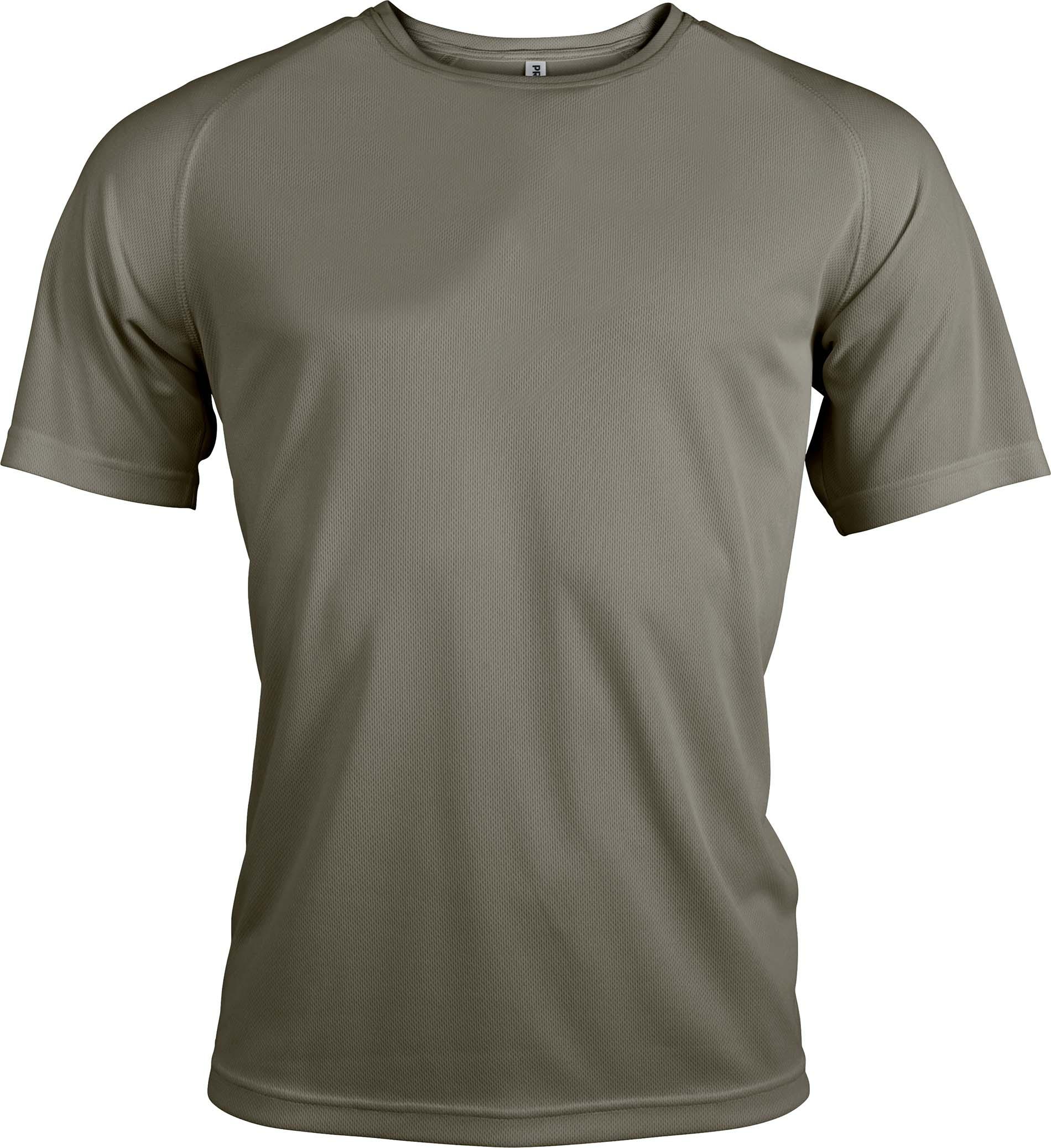 Miesten tekninen T-paita PA438 Oliivi