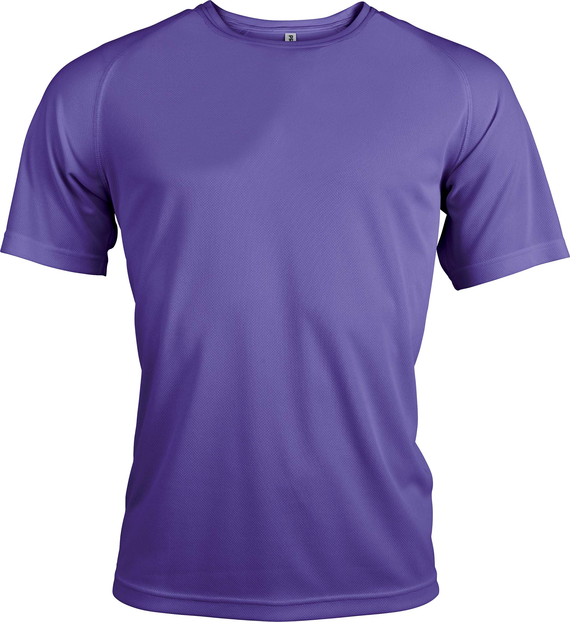Miesten tekninen T-paita PA438 Violetti