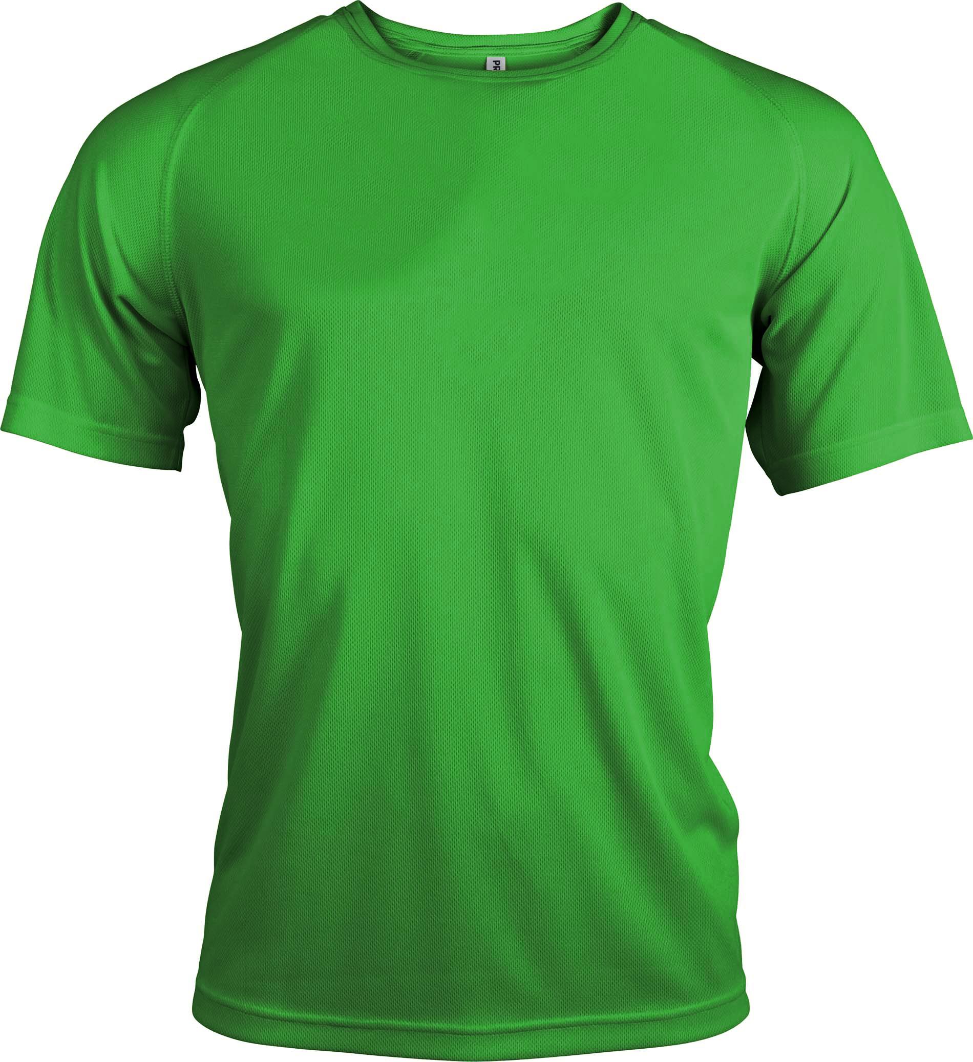 Miesten tekninen T-paita PA438 Kelly Green