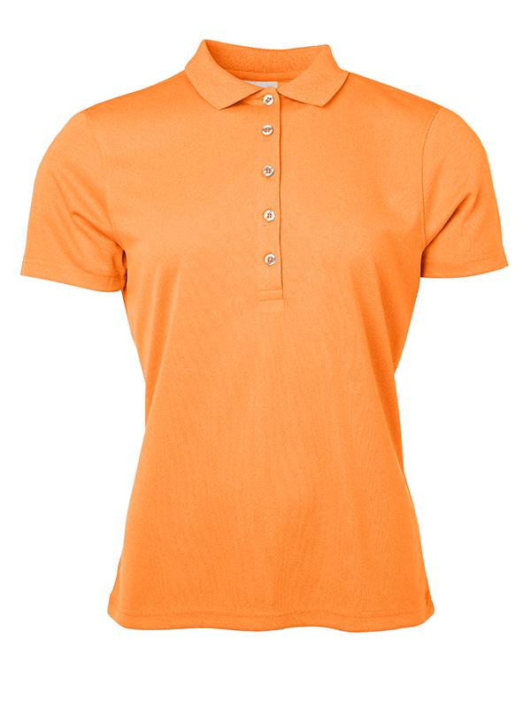 Naisten Active Pikee JN719 Oranssi