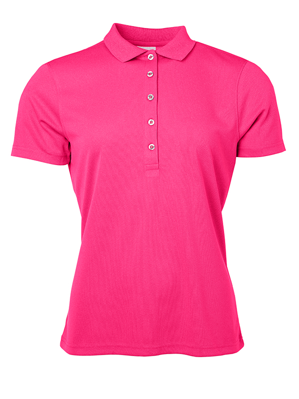 Naisten Active Pikee JN719 Pink