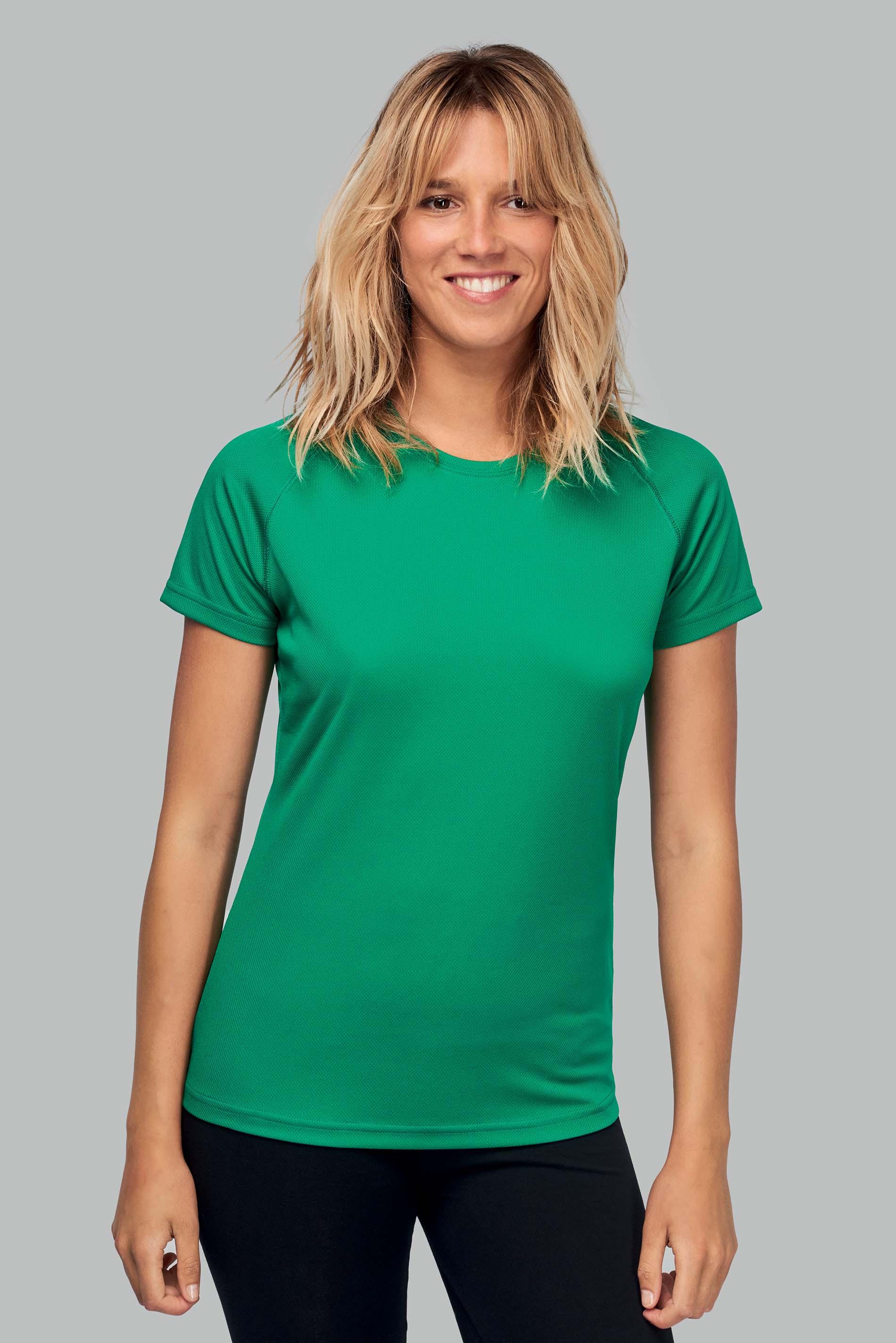 Naisten tekninen T-paita PA439