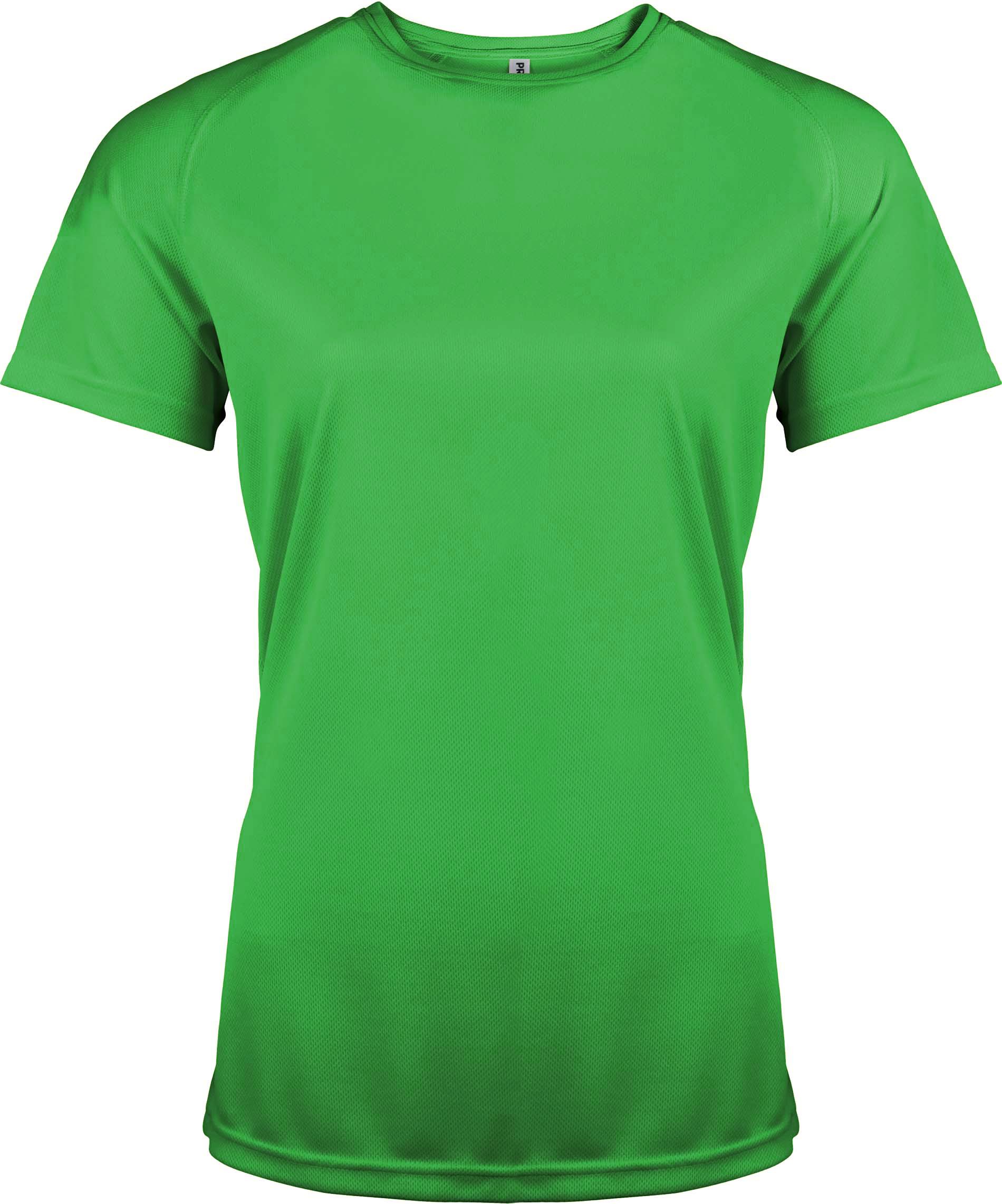 Naisten tekninen T-paita PA439 Kelly Green