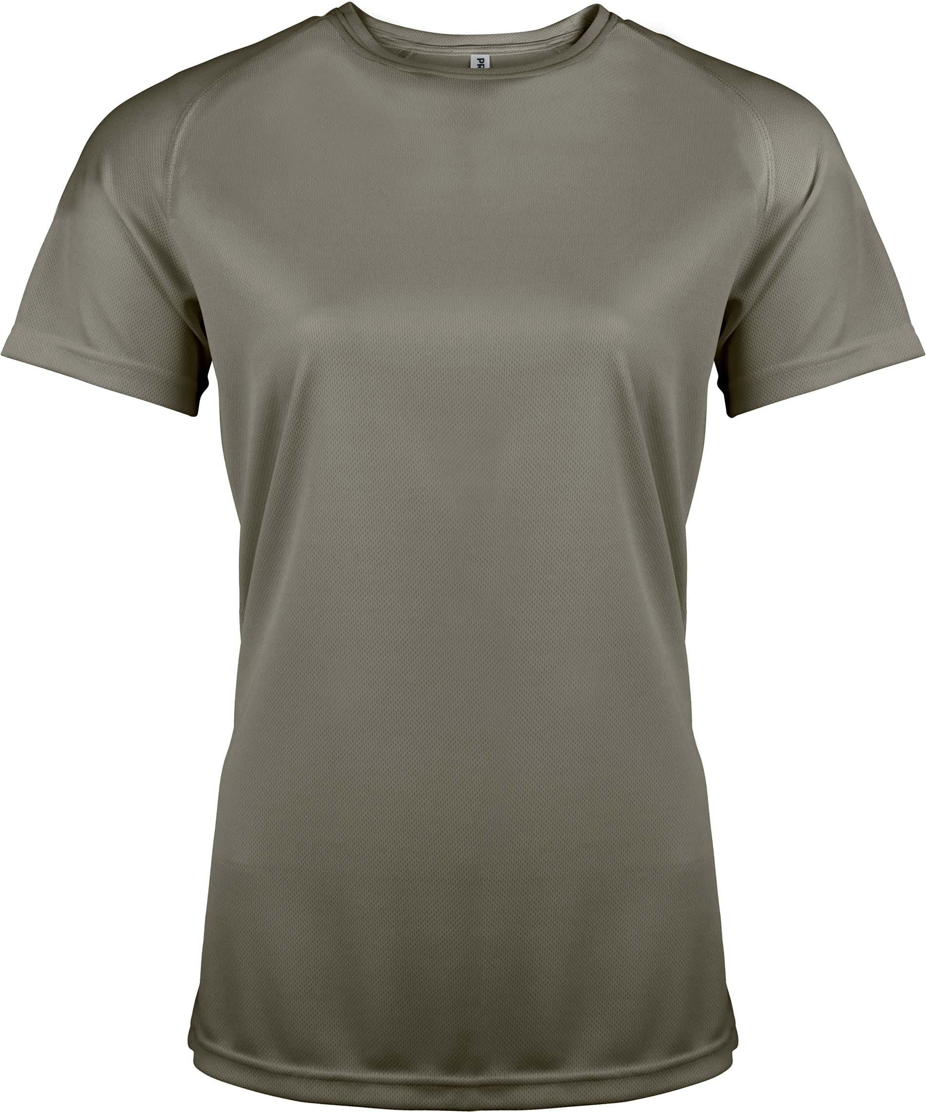 Naisten tekninen T-paita PA439 Oliivi