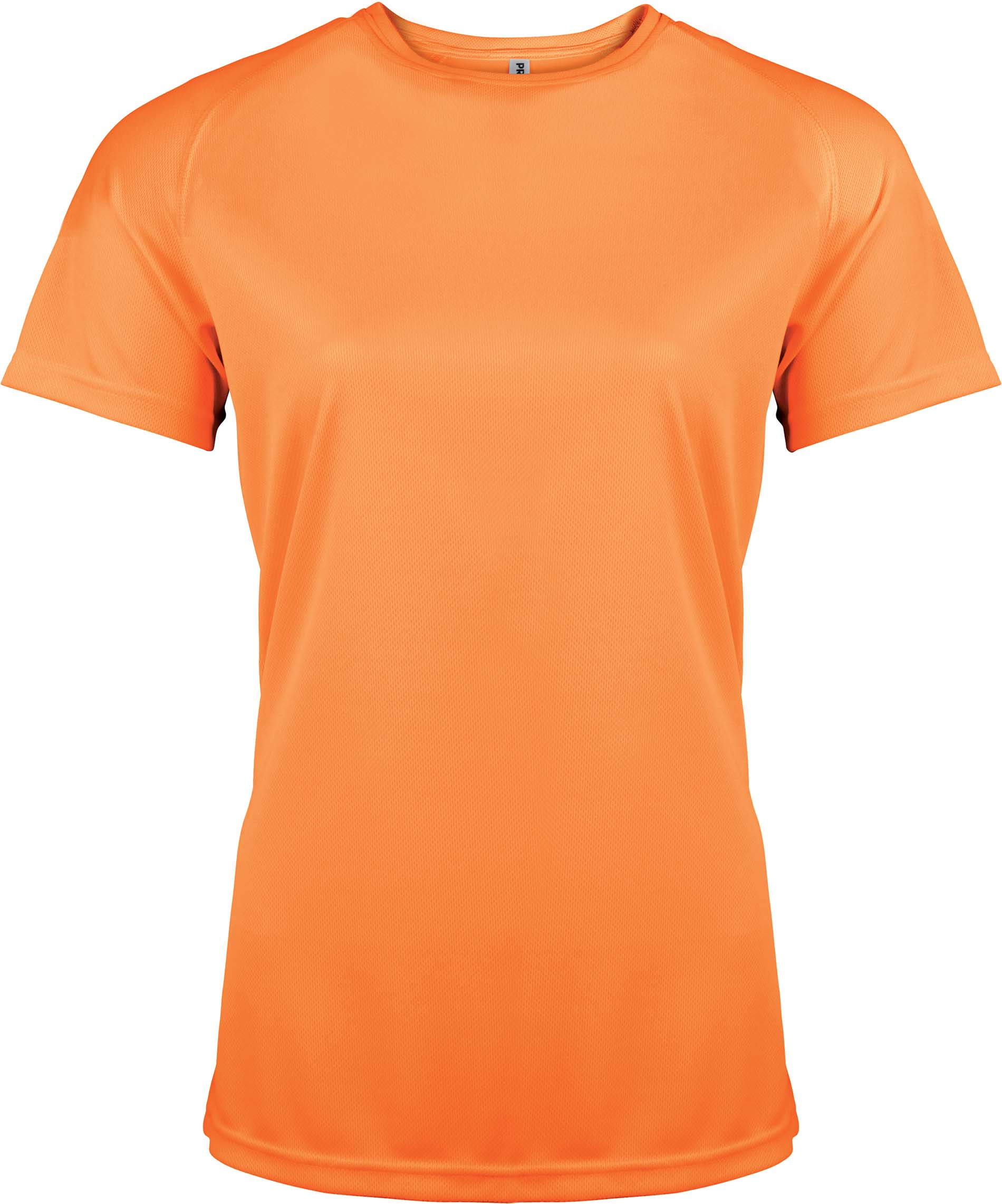 Naisten tekninen T-paita PA439 Oranssi