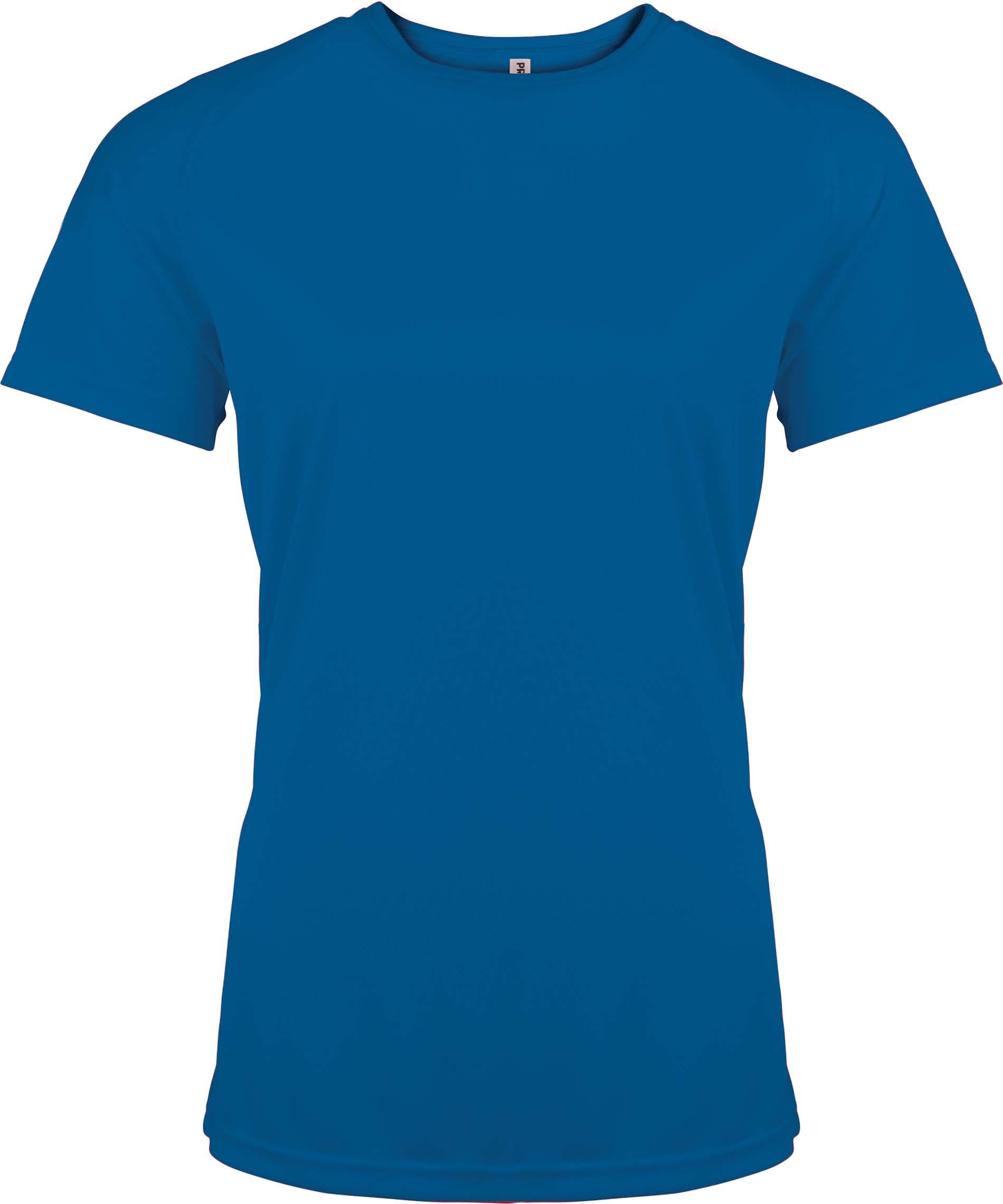 Naisten tekninen T-paita PA439 Royal