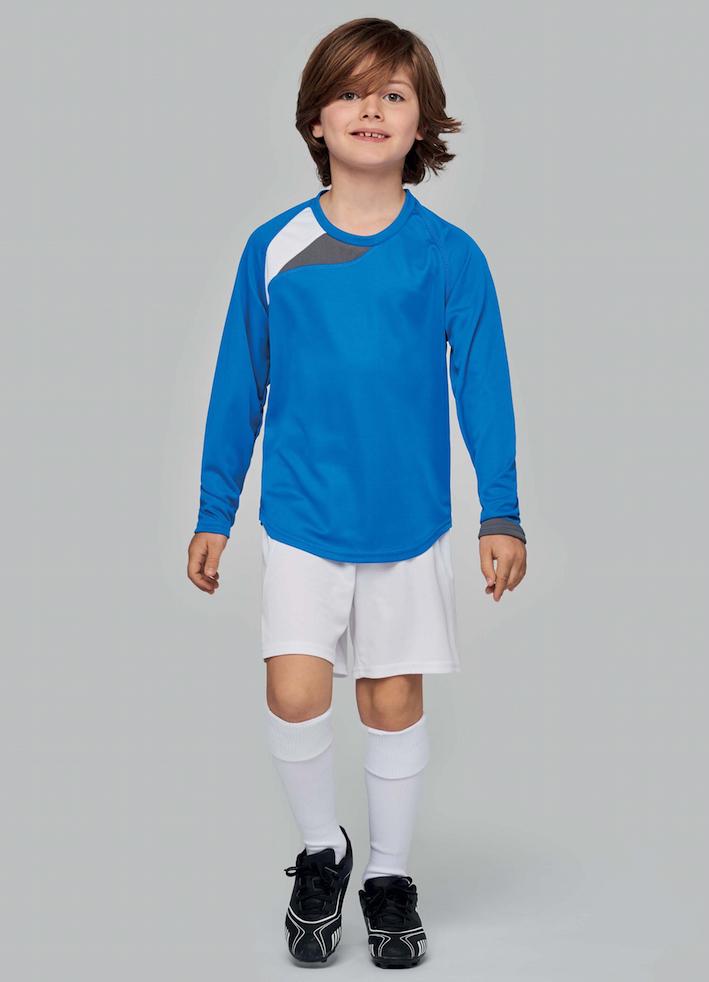 Lasten tekninen pitkähihainen paita PA409